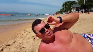 видео Пляж Джомтьен, Паттайя