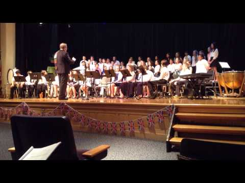 """2014 Lynnfield Middle School Chorus """"Bangers and Mashup"""""""