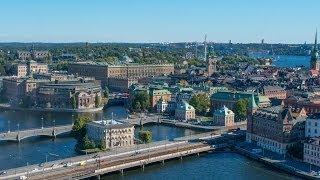 #48. Стокгольм (Швеция) (потрясяющее видео)(Самые красивые и большие города мира. Лучшие достопримечательности крупнейших мегаполисов. Великолепные..., 2014-06-30T23:30:30.000Z)