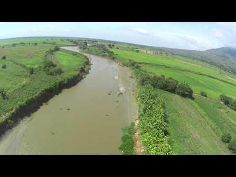 3 jun 2018 - flying over river - Pampanga