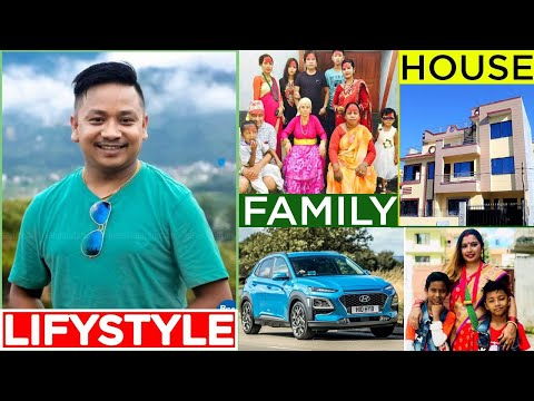 Download Tanka Budathoki Lifestyle 2021, Income, Wife, Education, Family, House, Cars, Net Worth, Biography