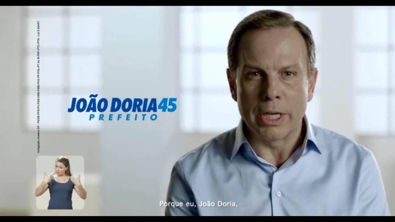 Doria Prefeito