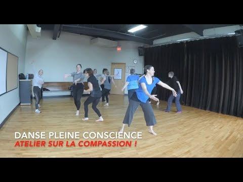 Atelier Danse Pleine Conscience (compassion 03-12-17)