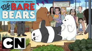 We Bare Bears - Panda's Date (Preview) Clip 1