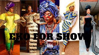 The Best and Worst Dressed At the Premeire of The Bling Lagosians