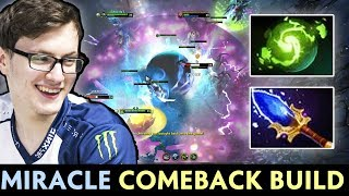 Miracle COMEBACK BUILD for 70 min game