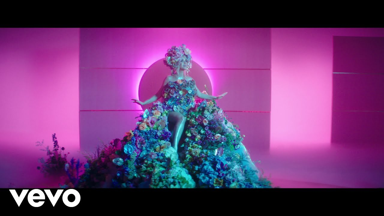 Katy Perry Never Worn White Official Youtube