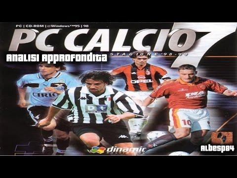Pc Calcio 7 Analisi Approfondita