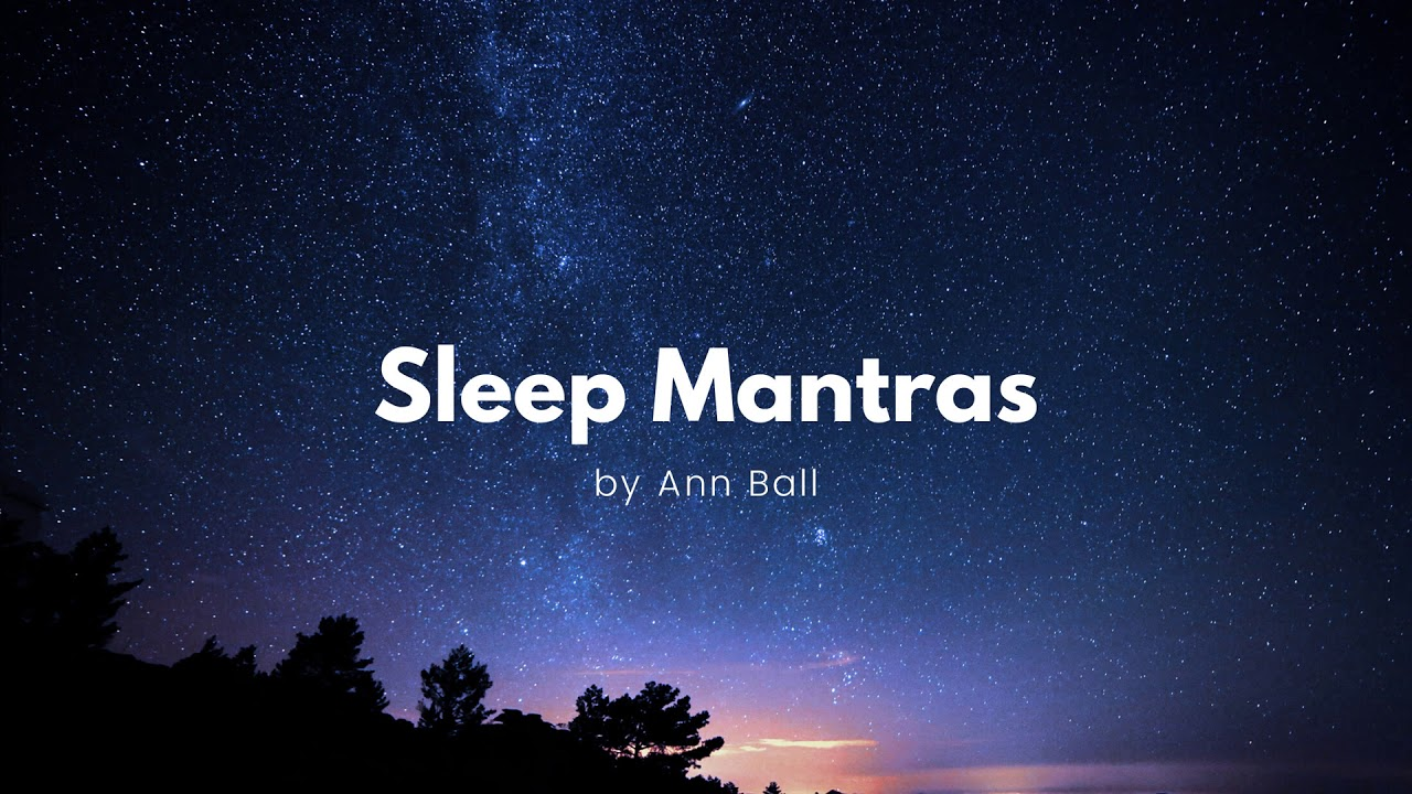 Sleep Mantras