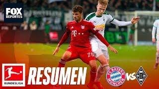 Borussia 1-5 Bayern | Resumen | Bundesliga