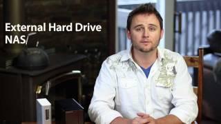 NAS vs. External Hard Drives