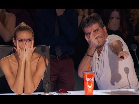 Judges Absolutely Lost Their Minds Because Of His Audition!