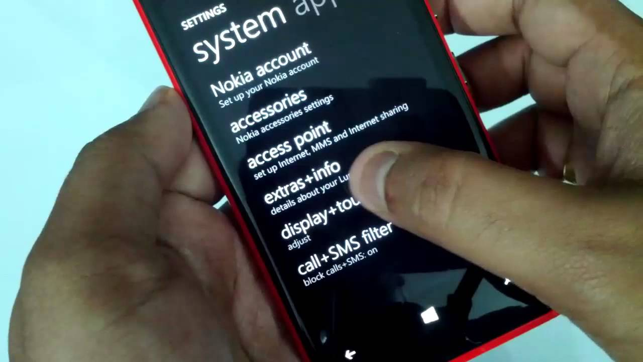 How To Enable Double Tap To Wake Feature On Nokia Lumia Phones Youtube
