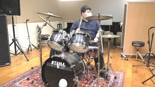 【ドラム練習#2】初心者がひたすら8ビートとフィルインの練習!
