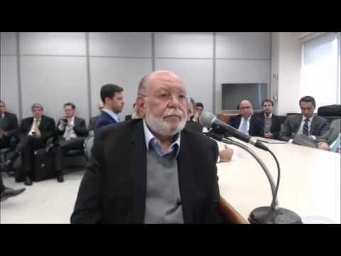 LAVA JATO: LÉO PINHEIRO FALA A MORO