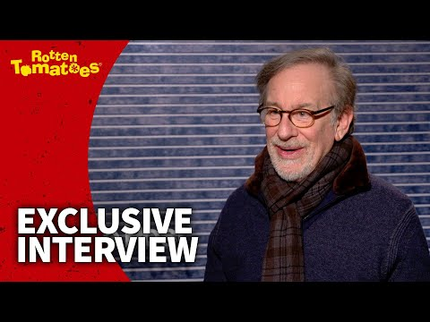 Steven Spielberg Explains Why He Doesn't Do Rehearsals (2017) | Rotten Tomatoes