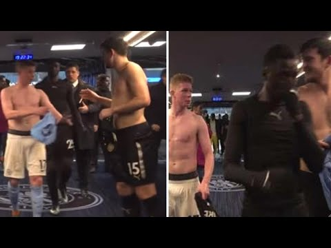 Watch: What Kevin De Bruyne Said To Harry Maguire In The Tunnel