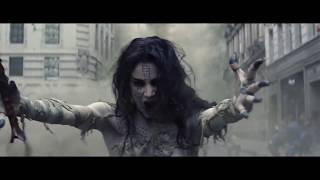 Мумия (2017) трейлер на русском