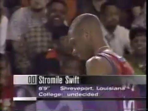McDonald All American Slam Dunk Contest 1998