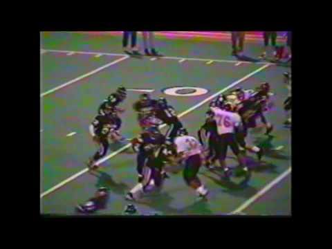 Nate Robinson High School Football Highlights