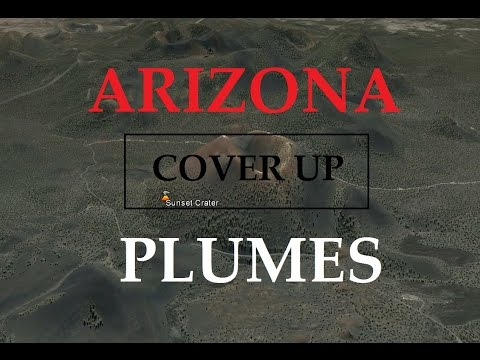 6/06/2015 -- Arizona Volcanic Plume COVERUP -- Main Stream Media + National Park Service RESPOND