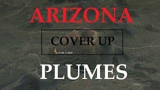 6/06/2015 -- Arizona Volcanic Plume COVERUP -- Main Stream Media + National Park Service RESPOND