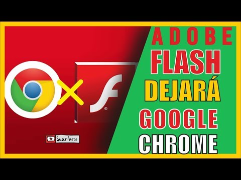 FLASH PLAYER Dejará De Ser COMPATIBLE En GOOGLE CHROME - DICIEMBRE 2020
