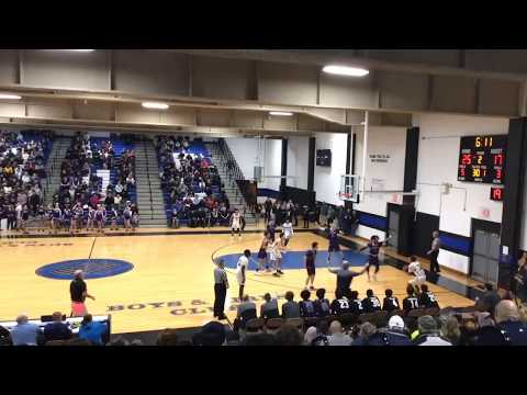 Quincy Davis Senior Highlight // Taconic High School (State Finalists)