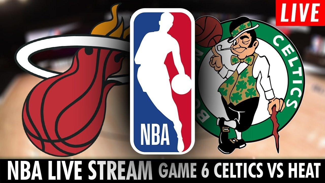 Boston Celtics vs Miami Heat LIVE | Game 6 Hangout