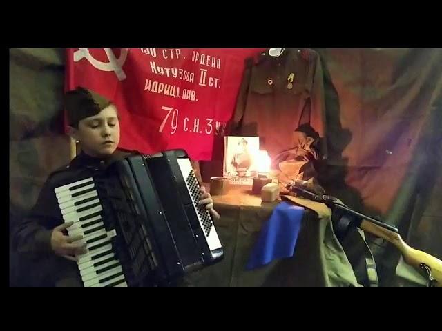 №176 Веселов Максим. Инструментал