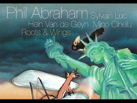 Phil Abraham Roots and Wings - album release