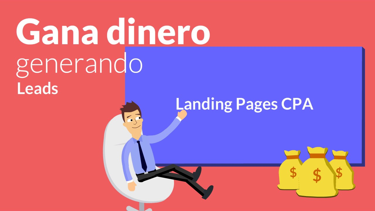 Cpa dating landing page