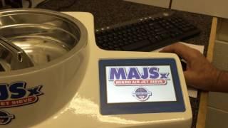 MAJSx keyboard & mouse installation