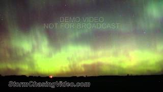 10/1/2013 Saint Cloud, MN Vivid Northern Lights