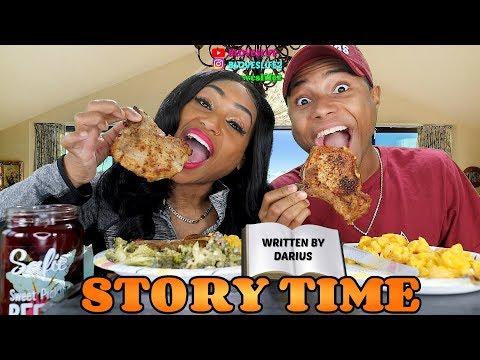 Story Time with Darius