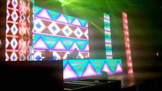 Bassnectar- (Wildstyle Method/The Next Episode/Aint Nothing But a G Thang) Birmingham 2013