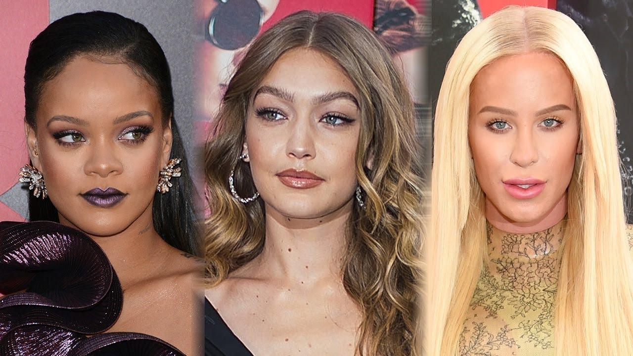 Rihanna, Gigi Hadid, Gigi Gorgeous & Ocean's 8 Cast STUN On Premiere Carpet