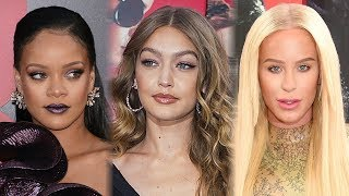 Rihanna, Gigi Hadid, Gigi Gorgeous & Ocean's 8 Cast STUN On Premiere Carpet