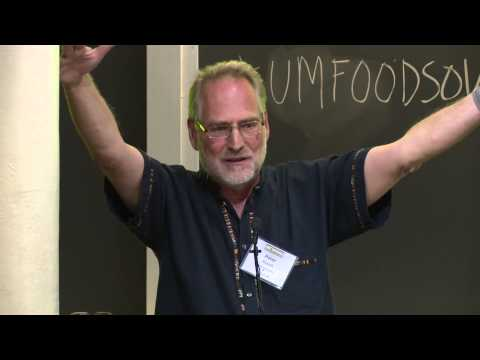 Peter Rosset at UM Food Sovereignty Conference