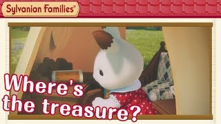 Treasure Hunt! Ready, Set Go | Sylvanian Families Cartoon
