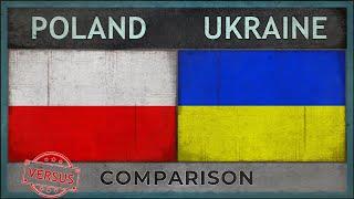 POLAND vs UKRAINE | Army Comparison [2018]