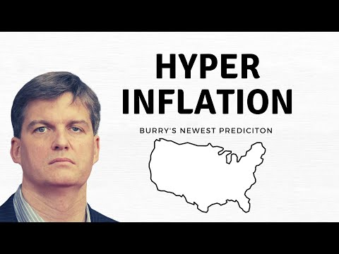 """Dr. Michael Burry New Doomsday Prediction 