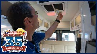 Florida RV SuperShow 2020 - Coachmen Beyond & Crosstrek