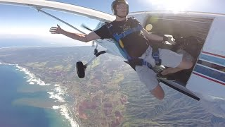 Learning to Skydive