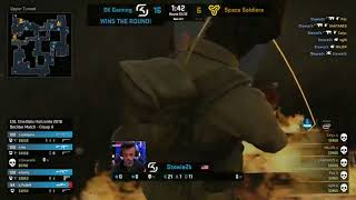 Stewie flashed ACE | SK vs Space Soldiers