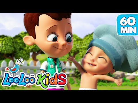 👶🏻johny-and-the-muffin-man👨🏻‍🍳🧁--looloo-kids-best-educational-kids-songs