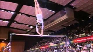 Ana Maria Bican - Uneven Bars - 1995 McDonald's American Cup