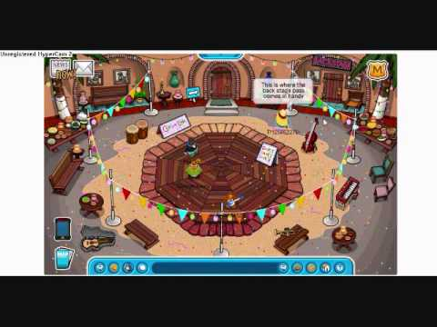 how to get into club penguin
