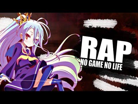 RAP DE NO GAME NO LIFE - El Rey del Juego | Rapnime