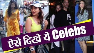 Parineeti Chopra, Bhumi Pednekar, Neha Dhupia & others celebs spotted in stunning looks | Boldsky